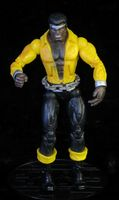 Marvel Legends  'Mojo' Series: Luke Cage - Complete Loose Action Figure